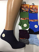 Носки мужские короткие цветные modal пр-во Kardesler Турция
