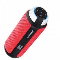 Беспроводная колонка TRONSMART ELEMENT T6 красная / Блютуз колонка / Портативная Bluetooth колонка / Динамик