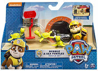 Крепыш и черепашки, Щенячий патруль, PAW Patrol, rubble (SM16659-5), фото 1