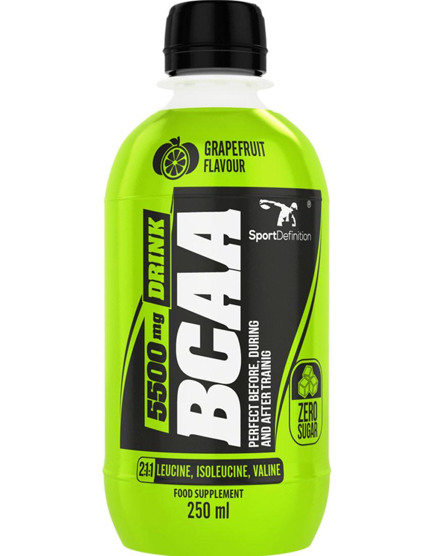SPORTDEFINITION BCAA 5500 Drink 12х250ml