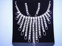 Свадебные колье, ожерелья 7_7_68