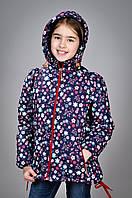 Детские демисезонные  куртки для девочек