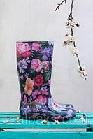 Как сохранить тепло в резиновой обуви?