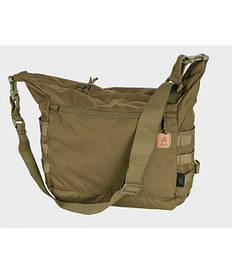 Тактическая сумка для выживания Helikon-Tex Bushcraft Satchel Coyote (TB-BST-CD-11)
