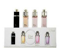 Набор мини-парфюмов Christian Dior Addict La colletcion