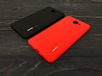 TPU чехол Smitt накладка бампер для Huawei Y7 (2 цвета)
