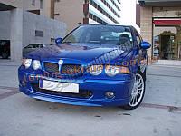 Диффузор на передний бампер для Rover MG ZS 180 2001-2003