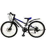 "Велосипед для подростка Cross Legion 24"" 2018, фото 3"