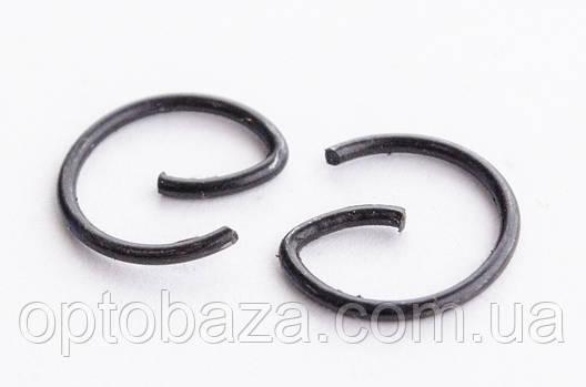 Кольца стопорные пальца поршня для мотокос серии 40 - 51 см, куб, фото 2