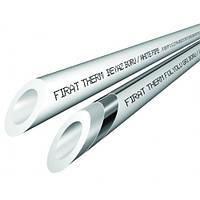 Труба Firat армированая стекловолокном PN25 d20мм Артикул 7700023020