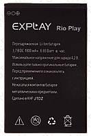 Аккумулятор Explay Rio Play 1800mah (альтернатива)