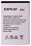 Аккумулятор Explay ALto 1600mah (альтернатива)