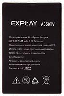 Аккумулятор Explay A350TV 1650mah (альтернатива)