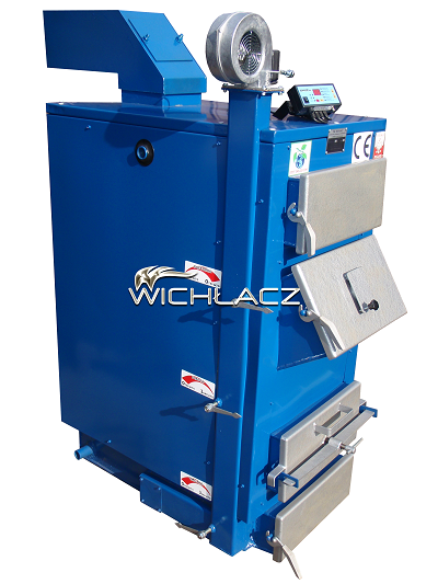 Твердопаливний котел тривалого горіння Wichlacz GK-1, 17 квт