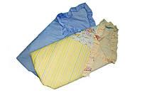 Конверт-одеяло с рюшами 2 в 1 Выписка/ Коляска