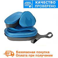 Туристическая посуда набор LunchKit Petroleum (41375310), фото 1