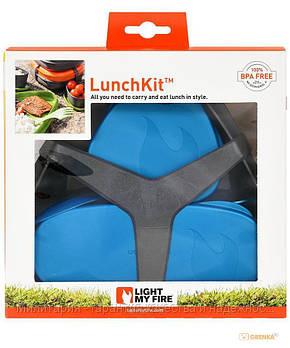 Туристическая посуда набор LunchKit Petroleum (41375310), фото 2