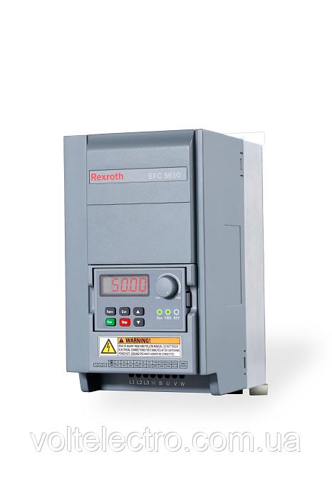 Преобразователь частоты EFC 5610, 0.75 кВт, 3ф/380В