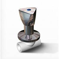 Фитинг Firat Кран-вентиль хромированный PPRC 32 Артикул 7782016254