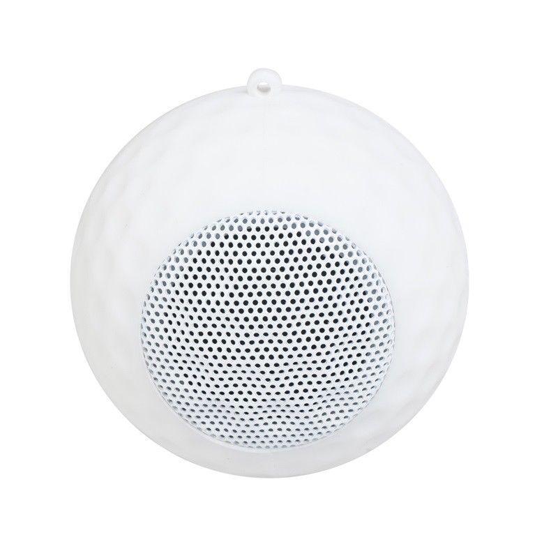 Беспроводная портативная Bluetooth колонка SUNROZ GOLF BALL Портативная колонка Мяч для гольфа, Белая(SUN0310)