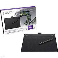 Графический планшет Wacom Intuos 3D Black PT M (CTH-690TK-N), фото 1