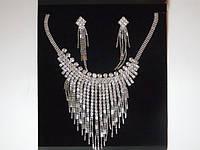 Свадебные колье, ожерелья 7_7_89
