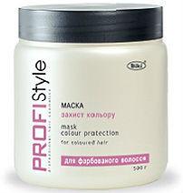 Маска захист кольору для фарбованого волосся Biki ProfiStyle, 500 мл