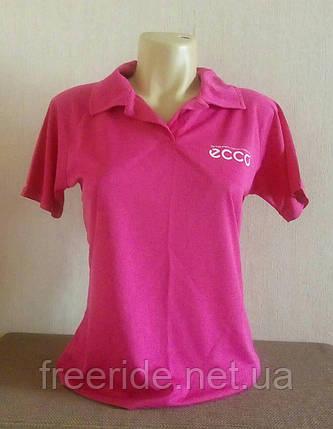 Женская спортивная футболка ECCO (M), фото 2