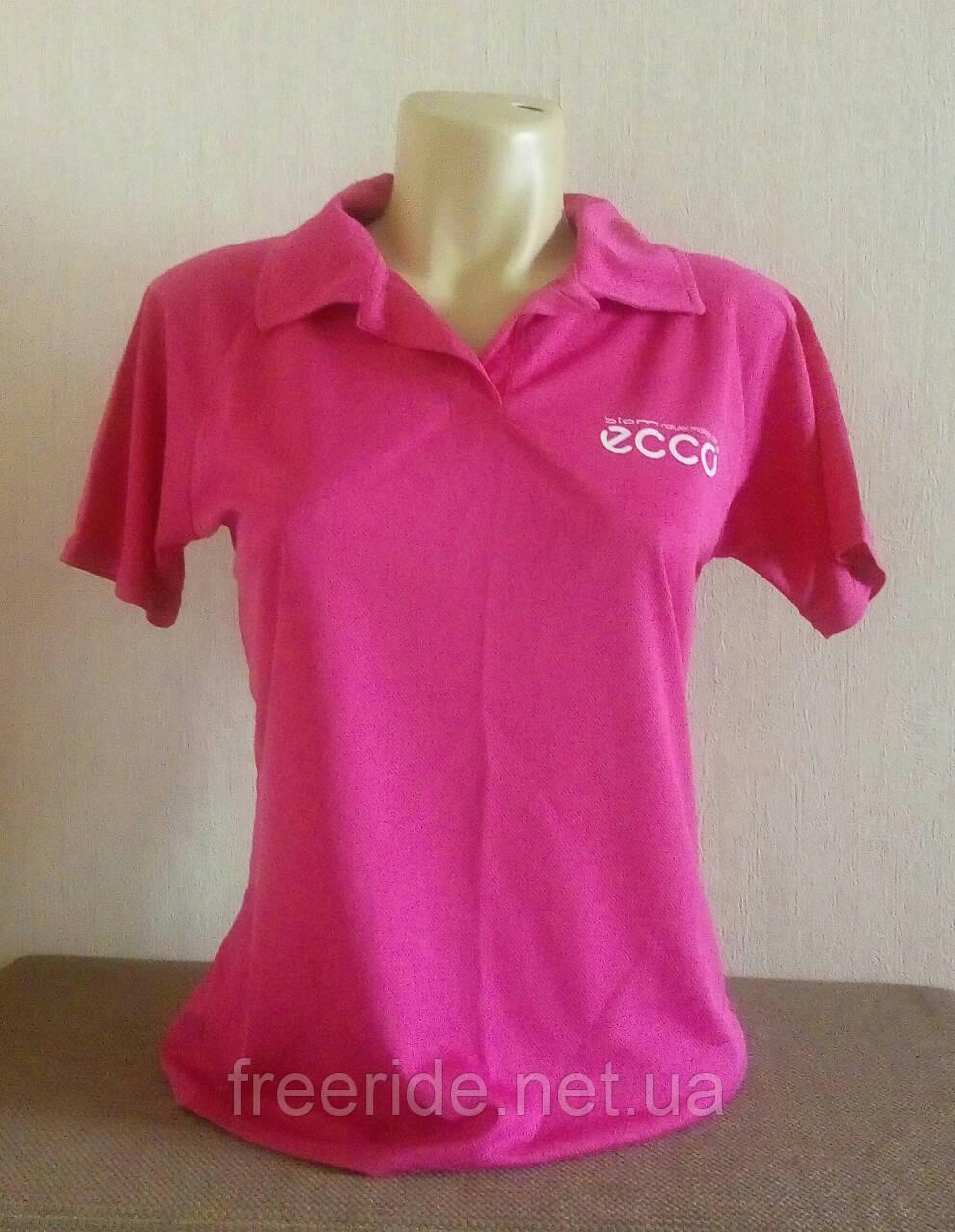 Женская спортивная футболка ECCO (M)