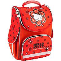 Рюкзак школьный каркасный Kite Hello Kitty HK18-501S-2