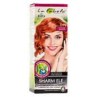 Крем-краска для волос La Fabelo Professional BIO 50 мл тон 7 (01490107001), фото 2