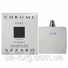 Тестер мужской Azzaro Chrome Pure 100 мл