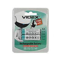 Аккумулятор VIDEX R6 (AA) 2100mAh 2 шт