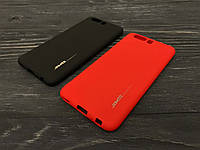 TPU чехол Smitt накладка бампер для Huawei P10 (2 цвета)