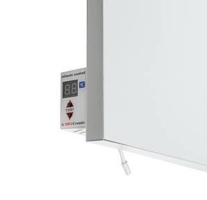 Керамический обогреватель инфракрасный  с терморегулятором белый 1000 Вт. 20 м.кв. TCM-RA 1000