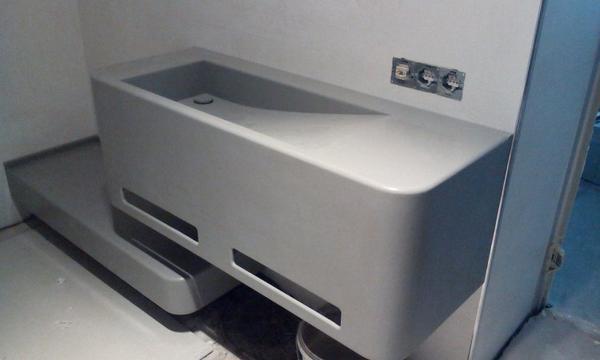 Столешница в ванную Tristone ST323