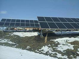 Сонячна електростанція 30кВт м.Снятин 2