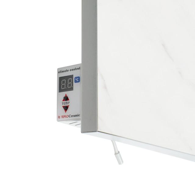 Керамический обогреватель инфракрасный  с терморегулятором мрамор 1000 Вт. 20 м.кв. TCM-RA 1000