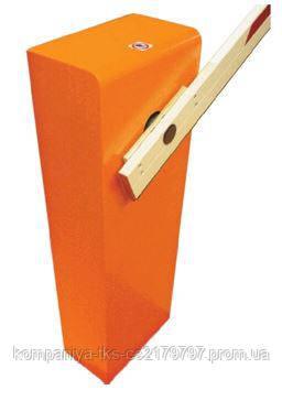 Электромеханический шлагбаум 230В для стрел длиной до 7 м