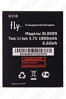 Аккумулятор Fly fs451 (BL8009) 1800mah (альтернатива)