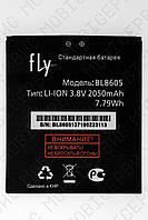 Аккумулятор Fly FS502 (bl8605) 2050mah (альтернатива)