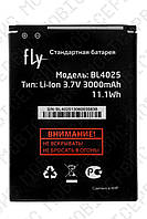 Аккумулятор Fly iq4411 (BL4025) 3000mah (альтернатива)
