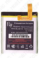 Аккумулятор Fly iQ4415 (bl3810) 1650mah (альтернатива)