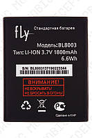 Аккумулятор Fly iQ4491 (bl8003) 1800mah (альтернатива)