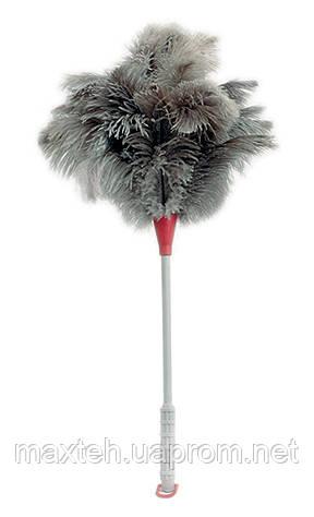 Метелка из страусиных перьев для смахивания пыли