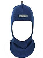 Демисезонная шапка шлем для мальчика Beezy , фото 1