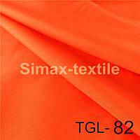 Рубашечная ткань Оранжевая (Таиланд)