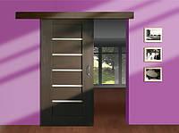 Система для раздвижных межкомнатных дверей HERKULES 120/1200 для одной двери до 600мм/120кг