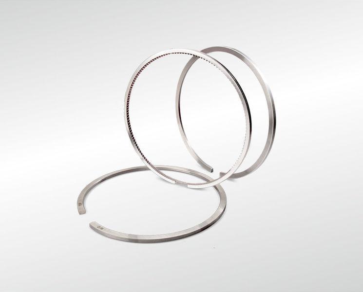 Кольца поршневые OPEL 91.980 (2.5/2/4) 2.3TD 23DTR (пр-во KS) 800021610000