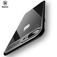 Накладка для iPhone 7 / 8 Baseus (WIAPIPH7-SB01) черная